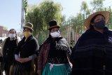 Bolivia kerahkan alat berat gali kuburan massal korban COVID-19