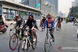 Bersepeda Bukan Latah Tapi Jadi Budaya