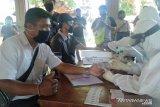Diskominfos-Dinkes Bali fasilitasi rapid test puluhan wartawan