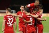 Bayern  Muenchen menangi gelar keduanya musim ini setelah juarai Piala Jerman