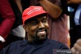 Kanye West tak lagi calonkan diri sebagai presiden AS, ini pengakuan pendukungnya