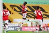 Arsenal lanjutkan tren positif dengan tundukkan Wolverhampton 2-0
