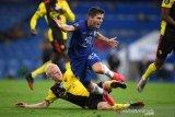 Frank Lampard sanjung kontribusi Pulisic sejak kompetisi dilanjutkan