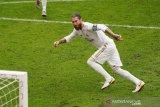 Real Madrid  kembali  menang berkat tendangan penalti