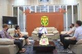 Ketua PHRI Kalsel temui Wali Kota Banjarmasin