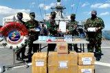 Koarmada II serahkan alkes Mabes TNI kepada Lantamal VI