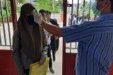 Seorang peserta gagal ikuti UTBK di Unhas karena suhu tubuh tinggi