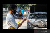 Ledakan diduga bom rakitan terjadi di Menteng Jakarta