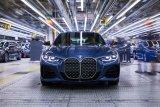 BMW Seri 4 Coupe teranyar mulai diproduksi