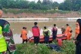 Tim SAR cari nenek tenggelam di Sungai Irigasi Serang Banten