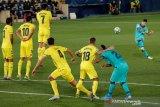 Barcelona pangkas jarak dari Real Madrid setelah lumat Villarreal