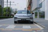 Pesaing Tesla, Xpeng P7 mobil produksi pertama pakai teknologi chip NVIDIA
