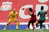 Liverpool dekati rekor laga kandang setelah bungkam Aston Villa 2-0