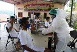 70 catar Akpol Polda Papua dinyatakan penuhi syarat kesehatan