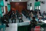Kodim Sangihe gelar latihan teknis teritorial bagi Danramil dan Babinsa