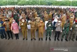 Gubernur Sulsel dukung Gerakan Penanganan COVID-19 Makassar