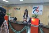 HUT ke-74, BNI Kanwil Yogyakarta berbagi sembako untuk warga terdampak COVID-19