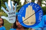 Pakar sebut kekerasan terhadap anak meningkat selama pandemi COVID-19
