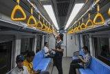 BPS: Bisnis transportasi di Sumatera Selatan tertekan selama pandemi corona