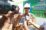 Bupati Pesisir Selatan letakan batu pertama pembangunan panti asuhan Muhammadiyah