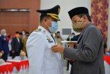 Gubernur lantik Bupati Morowali Utara sisa masa jabatan
