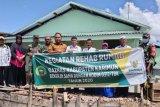 Baznas Karimun apresiasi Kodim, 20 hari bedah rumah rampung