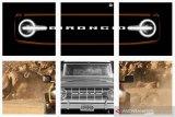 Disney terlibat dalam peluncuran Ford Bronco
