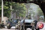 Militer temukan pesawat kecil terbakar diduga mengangkut ratusan kilogram narkoba