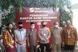 Wali Kota Baubau mengapresiasi pembukaan Bank Sinarmas