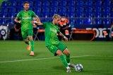 Impian Sociedad ke Liga Champions praktis musnah setelah ditahan Levante 1-1