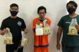 Polisi gagalkan peredaran 5,3 kilogram sabu-sabu