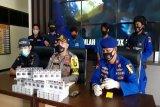 Polisi gagalkan penyelundupan 24 ribu bungkus rokok ilegal