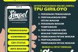 Pemkot Magelang layani pengurusan pemakaman secara daring