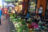 Pemerintah Kota Yogyakarta tertibkan luberan pedagang di luar pasar