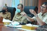 Evaluasi penerapan normal baru, Gubernur Sumbar ajak disiplin protokol kesehatan