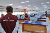 Dosen Unhas Makassar tes cepat tiga hari