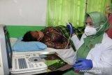 TMMD Konawe Kepulauan beri pelayanan kesehatan gratis kepada ibu hamil