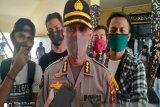 Senjata api Kasat Serse Polres Keerom Papua hilang dicuri