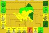 Dinkes : Enam wilayah di Lampung masuk zona hijau