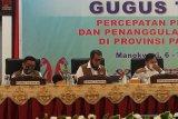 Ketua Gugus tugas Doni Monardo: Papua Barat cukup berhasil kendalikan COVID-19