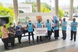PLN bantu mobil tangki ke Pemkot Semarang