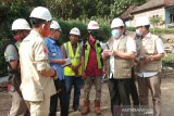BNPB meninjau proyek pembangunan sejumlah jembatan di Bantul