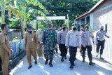 Polres Majene luncurkan Kampung Tangguh COVID-19