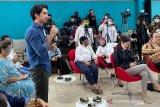 Reza Rahadian: perlindungan pekerja film masih belum terpenuhi