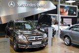 Bocor bahan bakar, Mercedes-Benz tarik 668.954 unit kendaraan