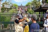 Zona I Candi Borobudur dibuka untuk wisatawan