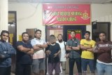 Polres Solok Arosuka tangkap seorang pedagang pemakai sabu-sabu