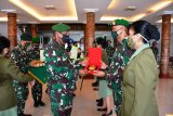Pangdam XVII/Cenderawasih gelar sertijab enam pejabat TNI AD