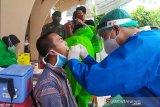 Pedagang di Pasar Manis dan Wage Purwokerto jadi sasaran tes usap