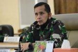 Kodam Sriwijaya siagakan anggota di desa  rawan karhutla